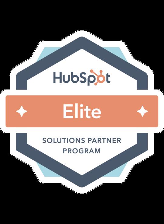 Hubspot-elite-partner