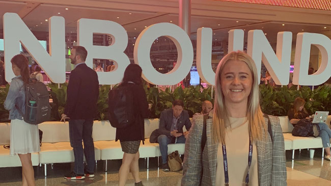 Avidly_Inbound 2019_Stine Pettersen Inbound Marketing Consultant