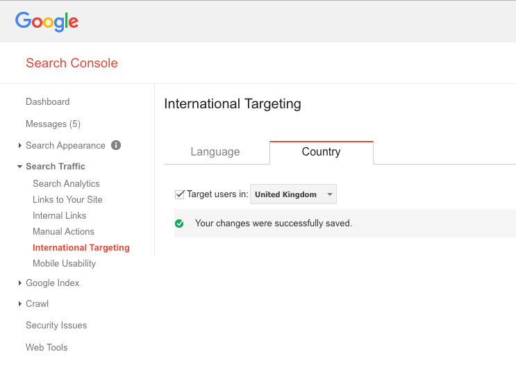Search Console - International Targeting - httpswww.avidlyagency.com 2018-12-21 12-55-30_EN