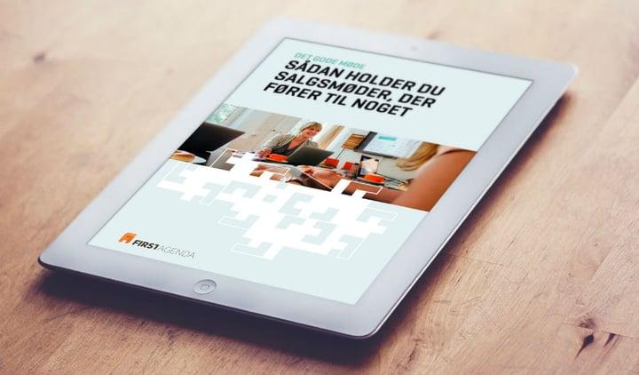 iPad - First Agenda 1040