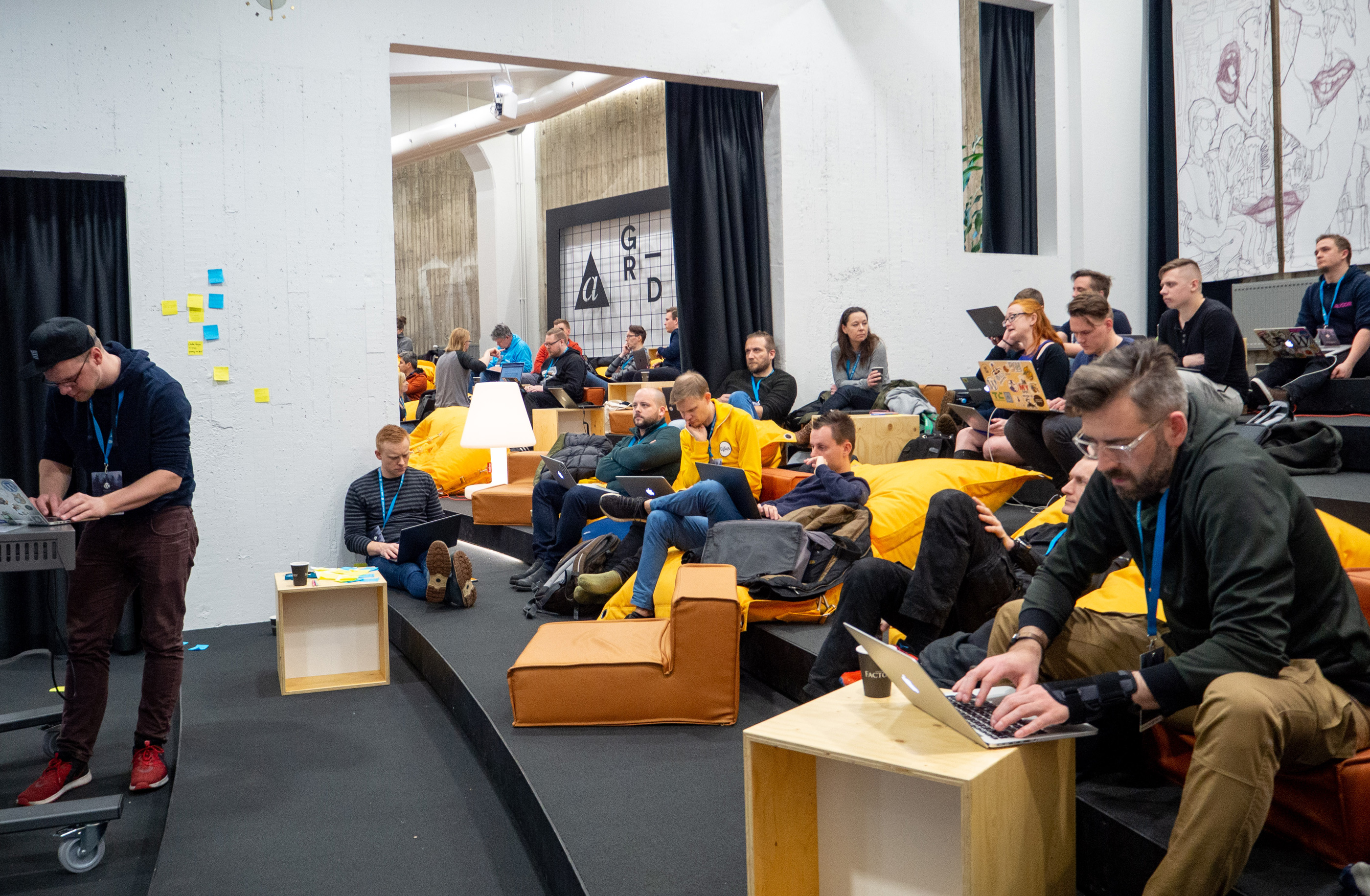 WordCamp Nordic yhteisö näytti voimansa