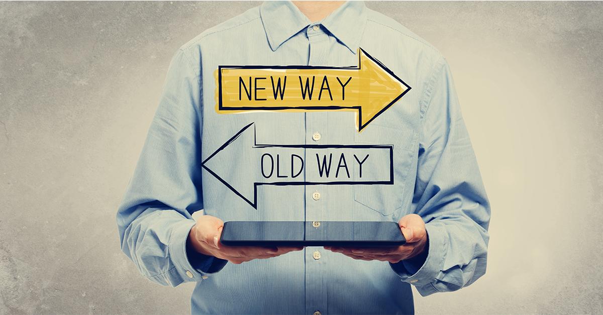 Salgsteamet må gjennomgå en digital transformasjon