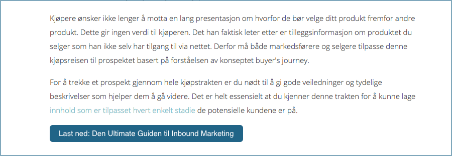 in-text CTA