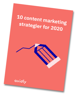 Marketing strategier 2020