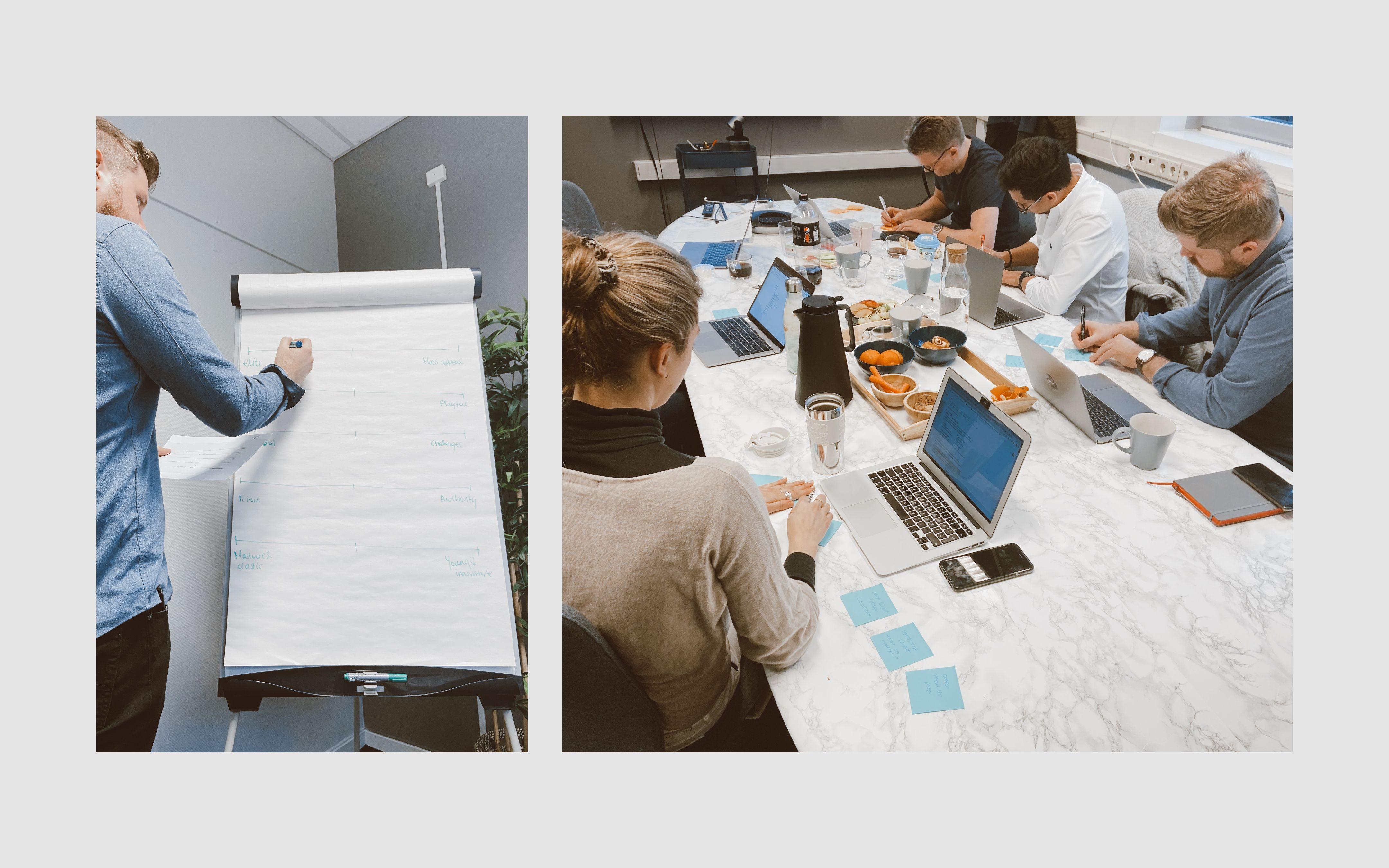 Workshop Avidly og Oslo Business Forum