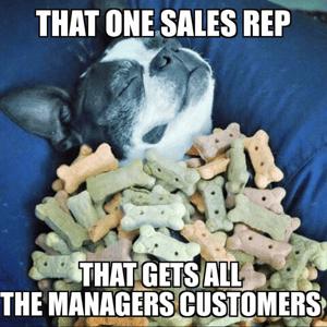 Tha-one-sales-rep