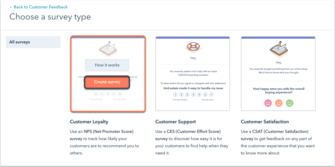 customer-loyalty-survey-service-hub