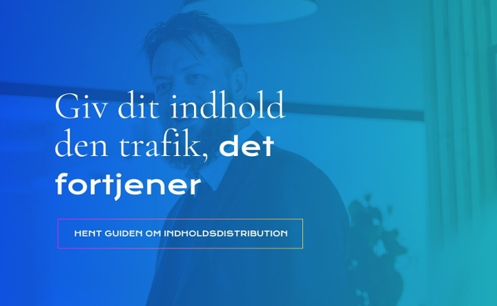 Få guide til indholdsdistribution i inbound marketing