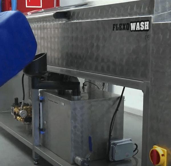 Flexo Wash