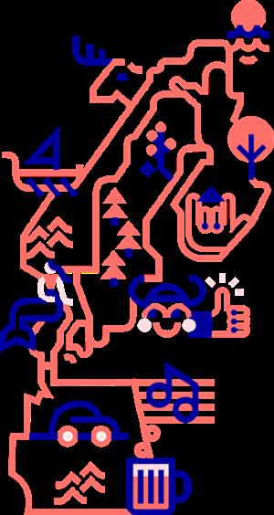 Avidly Map
