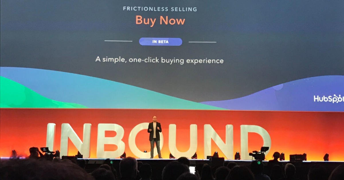 INBOUND 2019: Small (yet strong) product updates from by HubSpot
